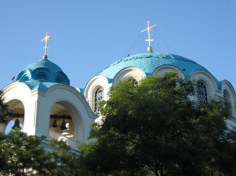 Николаевский Собор г. Евпатория