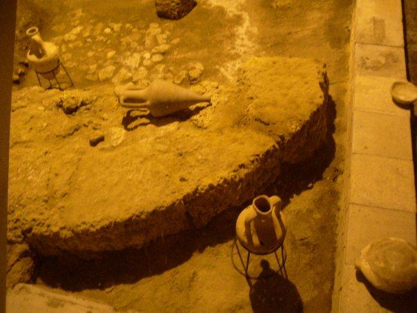 Раскопки древней Евпатории