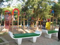 Детские площадки в Долине сказок