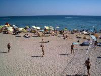 Развлечения на пляже