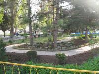 Парк Фрунзе, вдоль набережной
