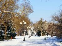 Евпатория зимой