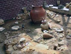Раскопки древнего города Керкинитиды