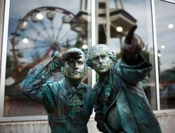 Евпаторийский театр живых статуй
