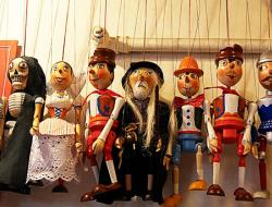 Театр кукол Марионетки