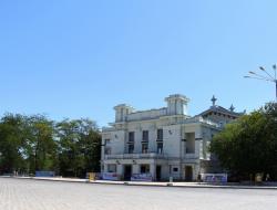 Евпаторийский театр Пушкина
