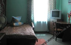 Однокомнатный дом №1, комната