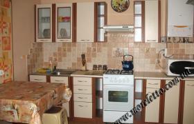 Двухкомнатный дом, кухня
