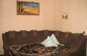 Двухкомнатный дом, первая комната