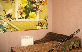Двухкомнатный дом, вторая комната