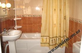 Двухкомнатный дом, ванная
